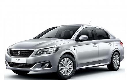 Peugeot 301 or Similar